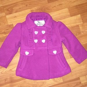 Other - Double Breasted Pea coat for baby girl
